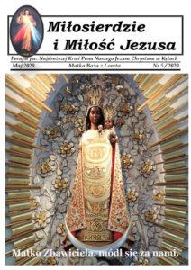 Miłosierdzie iMiłość Jezusa - Maj 2020