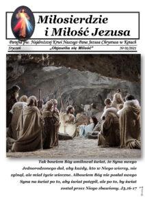 Miesięcznik parafialny - styczeń 2021